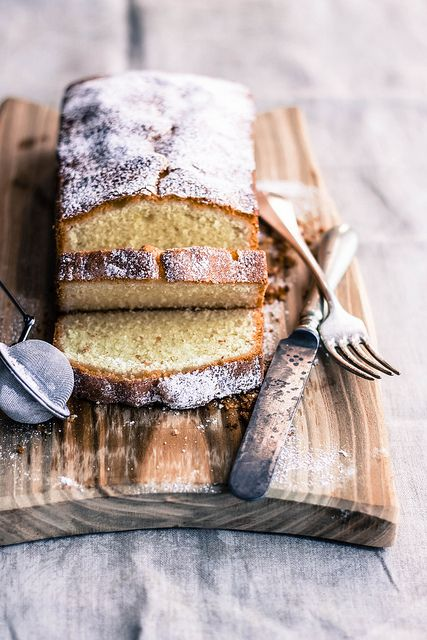 Limoncello Pound Cake by Marcello.Arena