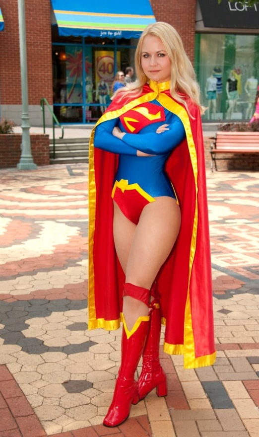 Miracle Body And Paint >> Sexy DC 52 Supergirl Cosplay [Pic] | Erotic Cosplay Girls | Pinterest | Cheer, Sexy and Cosplay