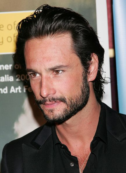 Rodrigo Santoro Hairstyle » Hairstyles for Men