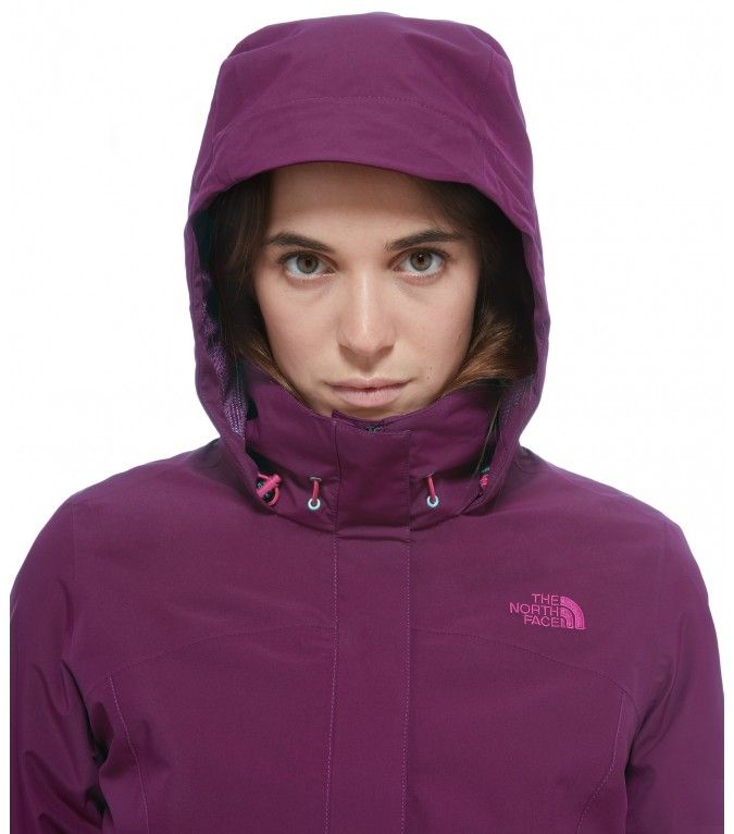The North Face Giacca Donna Sangro Pamplona Purple