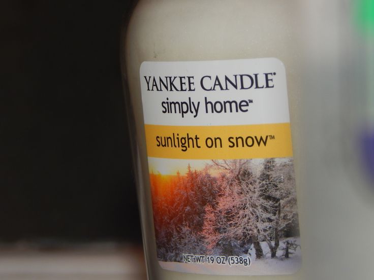 Favorite candle