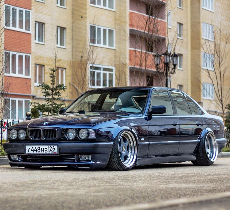 BMW E34 / 5 SERIES (1987-1996)