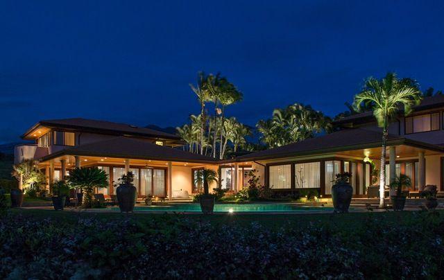 Project spotlight tropical outdoor lighting in maui palm trees project spotlight tropical outdoor lighting in maui palm trees landscaping tropical outdoor lighting and outdoor lighting aloadofball Gallery