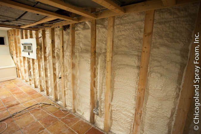 Blown In Spray Insulation In Markham Spray Insulation Garage Insulation Blown In Insulation