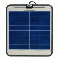 Eco-Energy Semi-Flexible Solar Panel - 12W Regular price$ 157.00 Add to Cart GANZ ECO-ENERGY Ganz Eco-Energy Semi-Flexible Solar Panel - 12W  Marine Grade Solar Panels - 12W GSP-12  GANZ Eco-Energy's fully weatherproof solar modules are designed to provide clean, quiet and reliable power for rugged marine and other outdoor applications. An unbreakable plastic film surface with semi-flexible aluminum backing make these panels ideal for mounting on flat or gently curved decks.  Our solar cells…