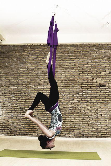 We Tried It: AntiGravity Aerial #Yoga #wetriedit