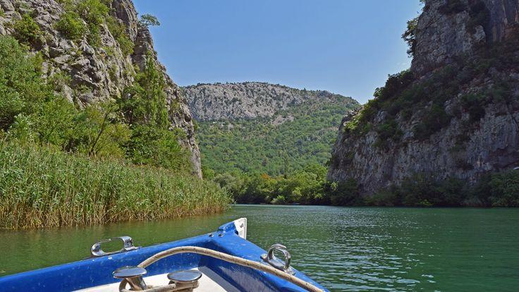 Croatia - Cetina River (Costa Mediterranea Excursion)