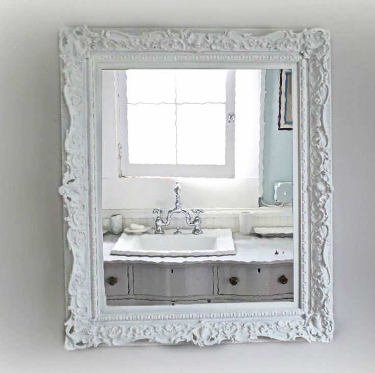Shabby chic vanity shabby chic and vanities on pinterest - Transformer un vieux meuble ...