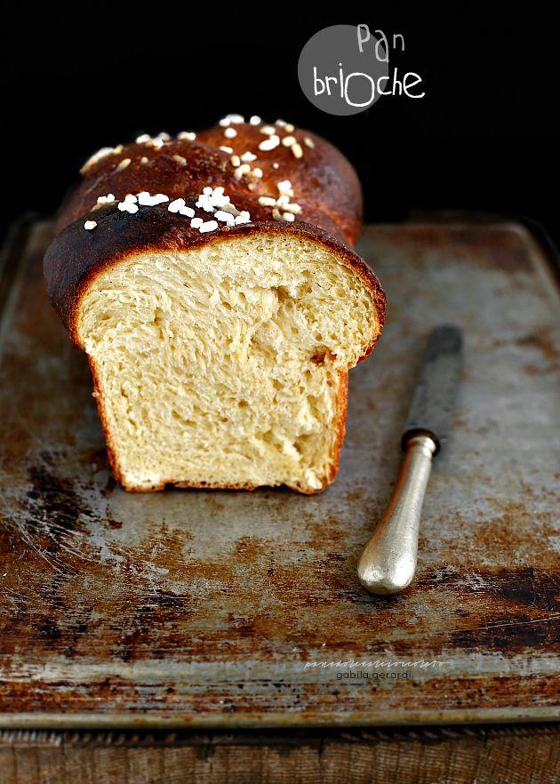 Pan Brioche per i pigri...una ricetta facile senza impasto | PANEDOLCEALCIOCCOLATO