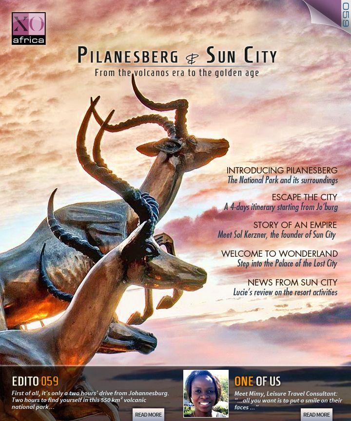 The Pilanesberg & Sun City - Newsletter #059