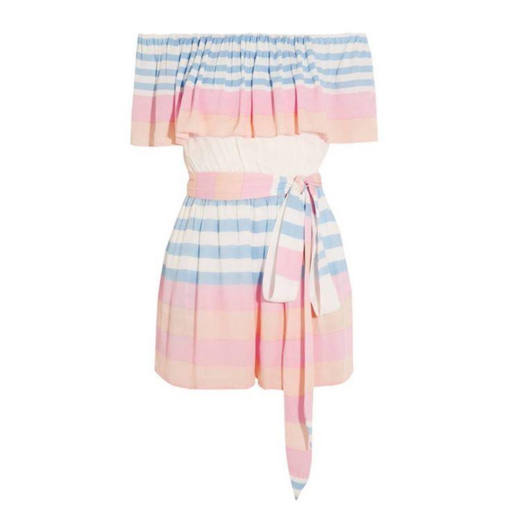 Robe de plage en coton Mara Hoffman