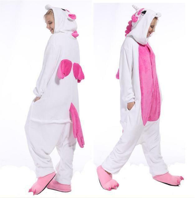 Unisex Adult Animal Onsie1 Onesie28 Anime Cosplay Pyjama Kigurumi Fancy Dress UK