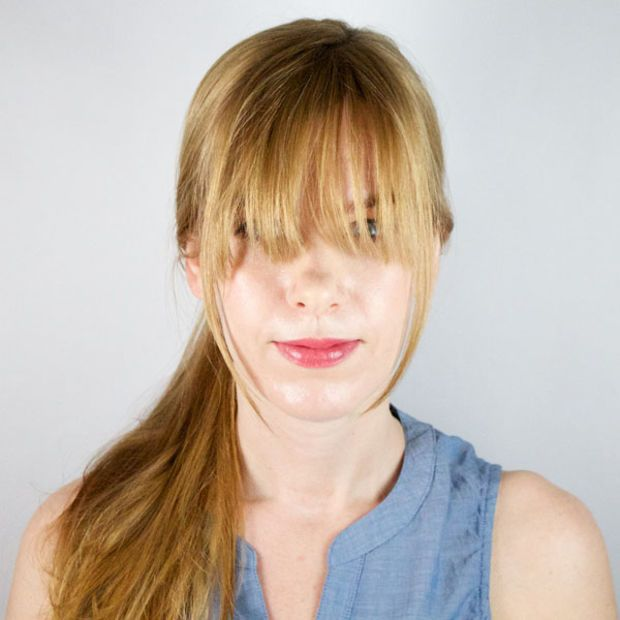 HOW TO STYLE LONG BANGS (5 DIFFERENT WAYS!)