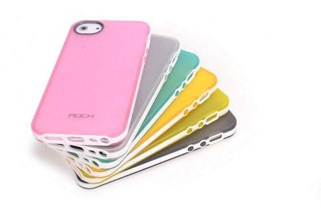 ROCK Joyful Free Series Cover Case Shell For Apple iPhone 5 $19.99 at zenwer.com