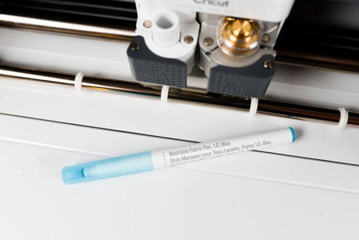 Der Cricut Maker setzt neue Maßstäbe beim Nähen, indem er Stoff schneidet und …   – Cricut fun!