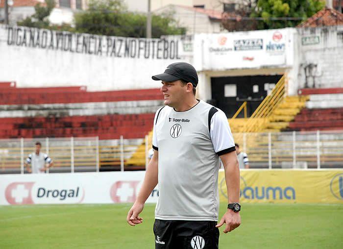 O XV de Piracicaba trabalha para ajustar a equipe que estreará na Copa Paulista na próxima segunda-feira, 3, diante do Penapolense