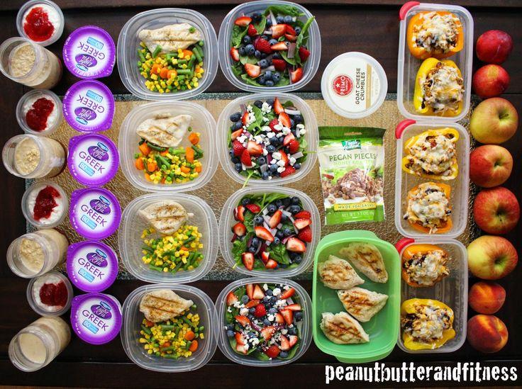Meal Prepping is hot! Heb je het ontzettend druk of wil je precies weten wat en hoeveel eten je per dag binnenkrijgt? Probeer dan eens je eten..