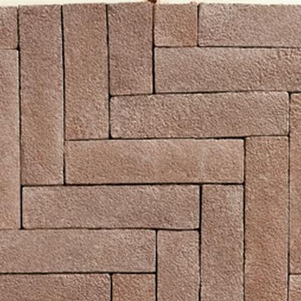 'Meyer' Dutch clay paving