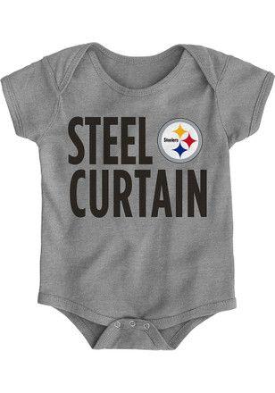 7b7c51326 Pittsburgh Steelers Baby Apparel