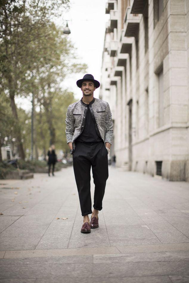 Fashion Week Milan Mdv Style Street Style Fashion Blogger Mariano Di Vaio Style