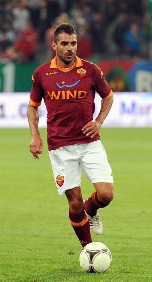 Simone Perrotta - favourite player football *soccer*