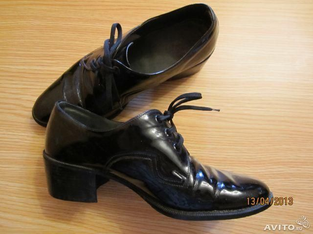 Мужская обувь на высоком каблуке в продаже в москве