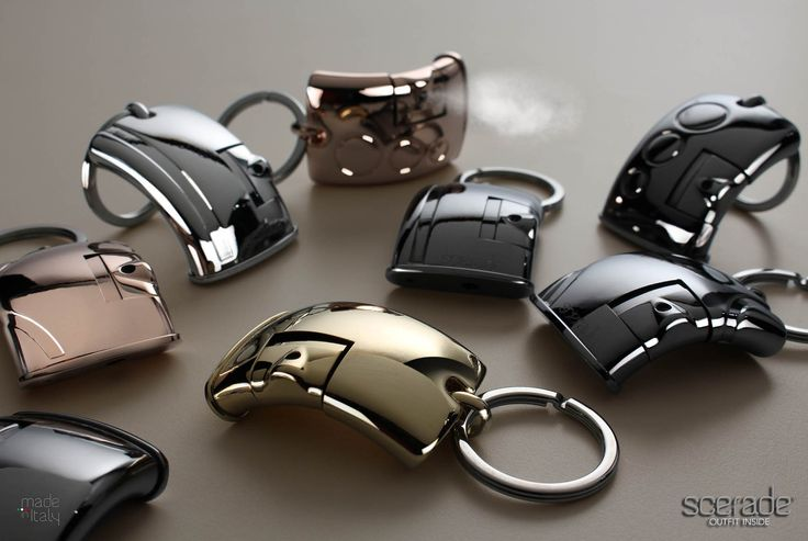 Scerade Keychain Collection