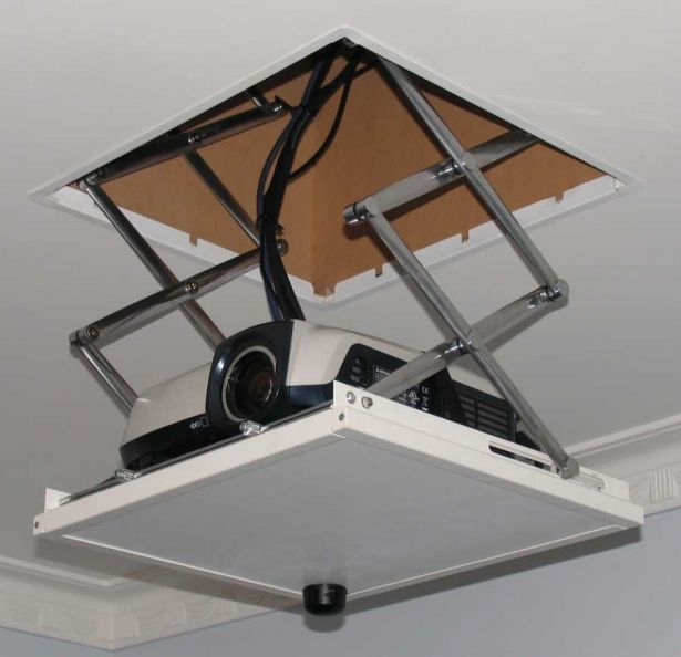 Drop Down Projector Mounts Projector Shelf Home