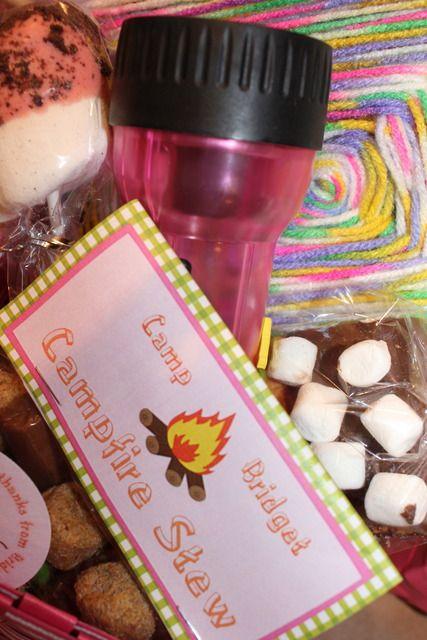 Best 25 Girl Camping Parties Ideas On Pinterest Indoor