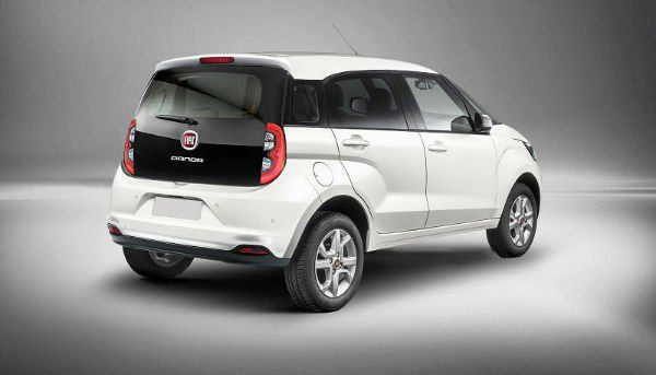 Fiat Panda Redesign In 2020 Fiat Panda Fiat Fiat Cars