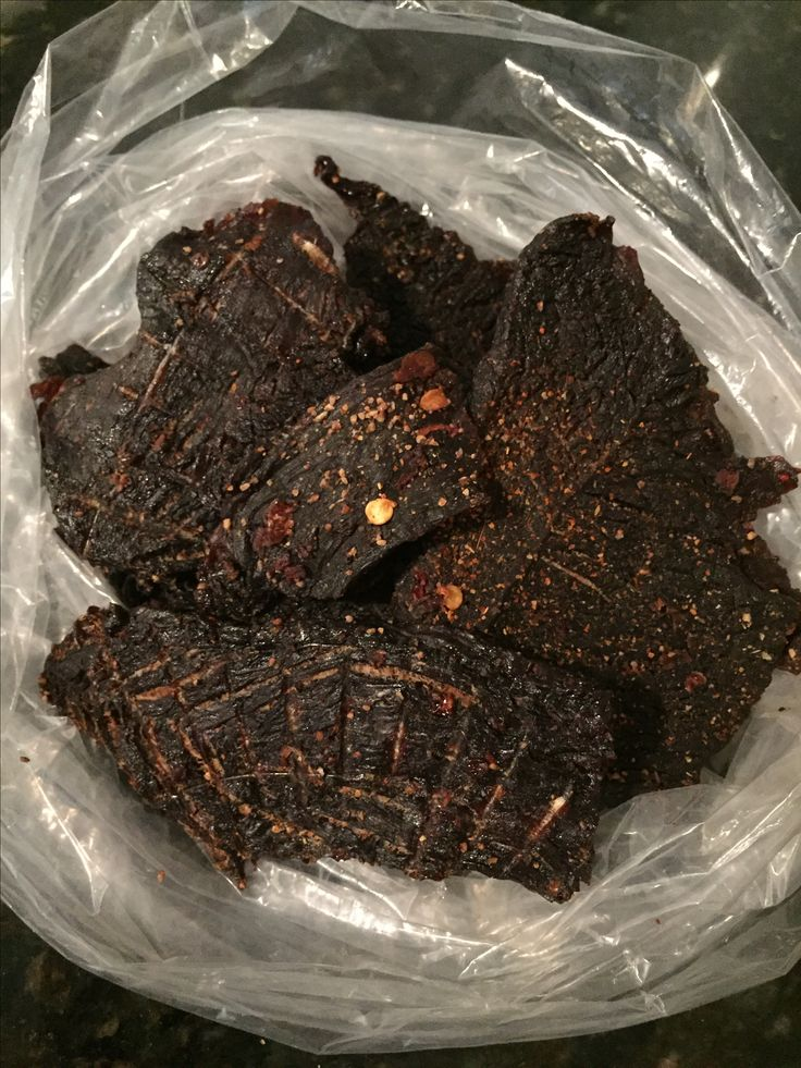 """If you're looking for a good recipe to make this holiday weekend, check out this Venison Jerky recipe on our """"Behind the Lens"""" blog from Sarah Honadel of Huntress View!  #deerhunting #wildgame #whitetail #BTLwithBTC #womenwhohunt #HuntressView"""