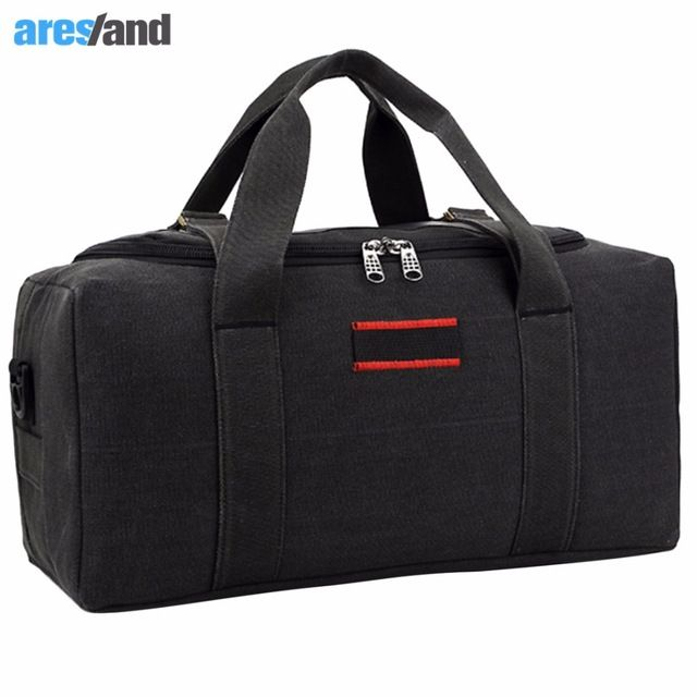 Special price Male Sport Bag Canvas Gym Bag for Men Women Large Capacity Travel Bag Duffel Tote Men Sports Shoulder Bag Handbag bolso deporte just only $19.71 with free shipping worldwide  #sportsbags Plese click on picture to see our special price for you