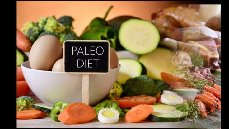 The Paleo Dieta - Make Your Body Fat Disappear