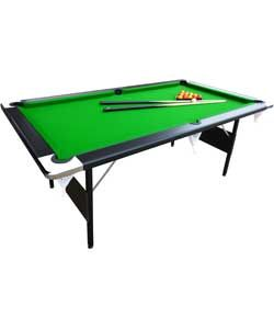 Buy Mightymast Hustler 7ft Foldup Pool Table at Argos.co.uk, visit Argos.co.uk to shop online for Pool tables, Pool tables
