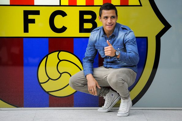 my fav chileno. #alexissanchez