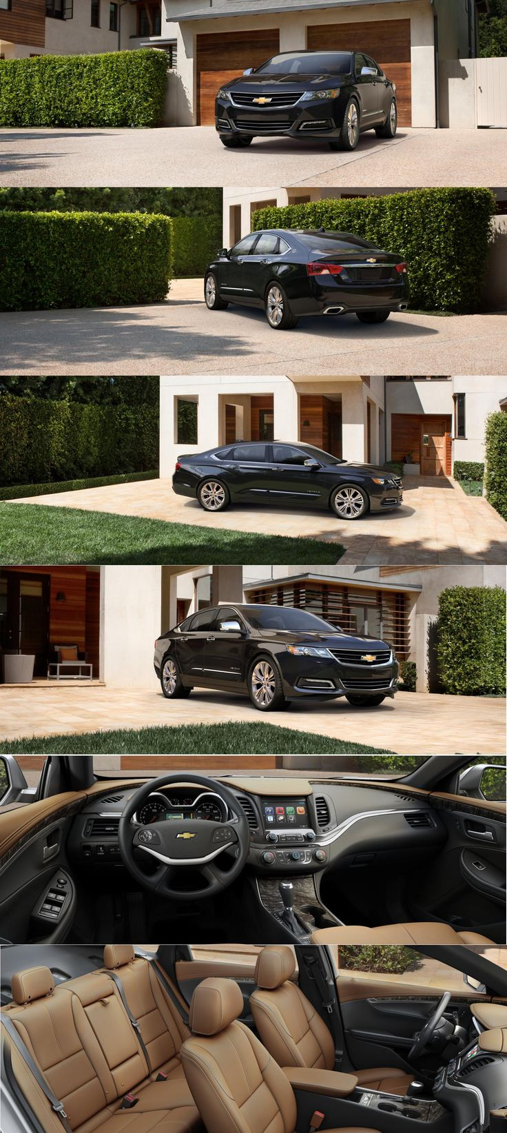 Chevrolet Impala 2015                                                                                                                                                      More