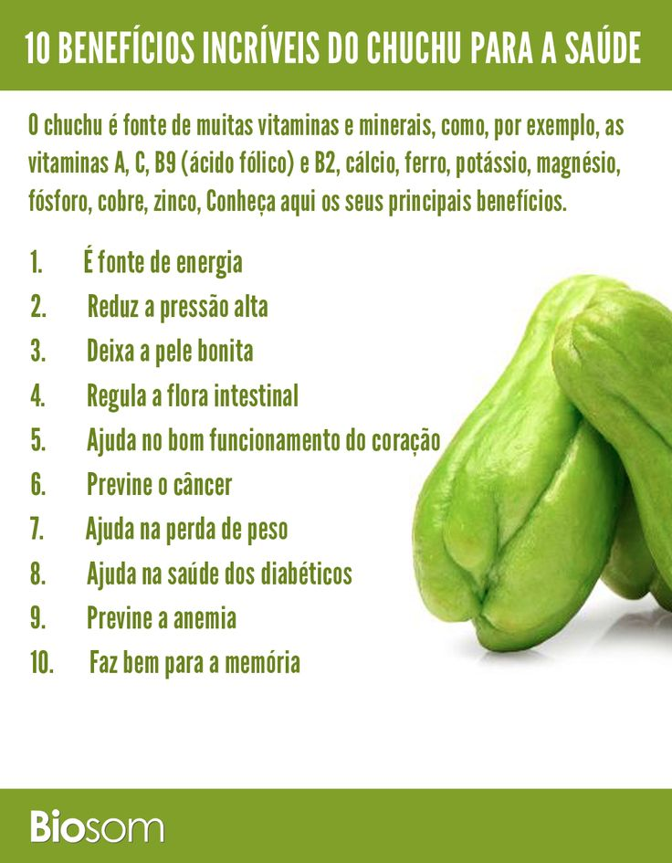 Clique na imagem para ver os detalhes dos 10 Benefícios Incríveis do Chuchu para a Saúde #chuchu #alimento #alimentação #alimentaçãosaudável #saúde #bemestar