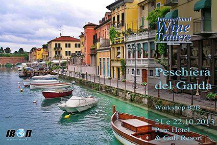 "#Workshop #B2B ""International Wine Traders"", peschiera del Garda 2013 #Iwt"