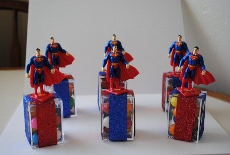 Superman Party Favors by angilee123 on Etsy, $25.00