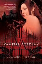 RICHELLE MEAD (Rose Hathaway is a Dhampir [half Moroi Vamp/half human] a student at the Vampire Academy, guards her best friend Lissa Dragomir, a Moroi [living Vampire, Princess w/some magic] Against Strigoi [unliving Vampires]) 1.Vampire Academy, 2.Frostbite, 3.Shadow Kiss, 4.Blood Promise 5.Spirit Bound, 6.Last Sacrifice,