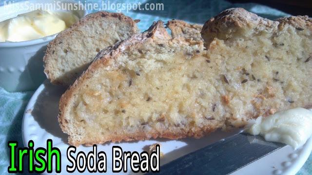 Irish Soda Bread | Tasty Bites | Pinterest | Irish Bangers, Bangers ...