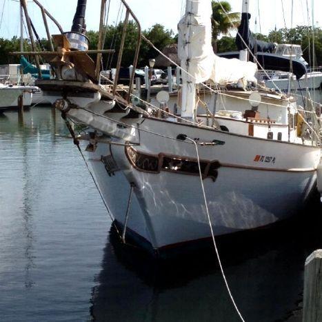 1973 Marine Trading Ketch Island Trader Sail Boat For Sale - www.yachtworld.com