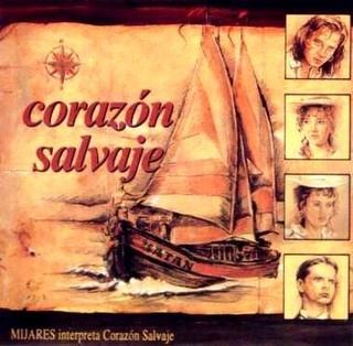 Disco con la música de la telenovela de 1993