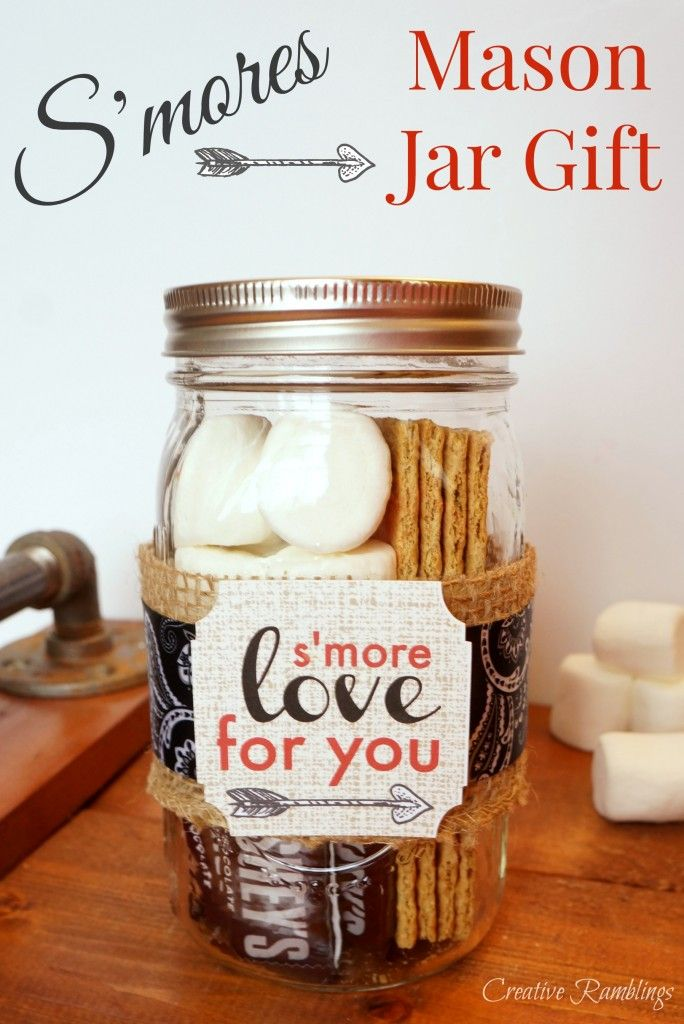 Who wouldn't love a little s'mores appreciation? We love this date night for #ValentinesDay!