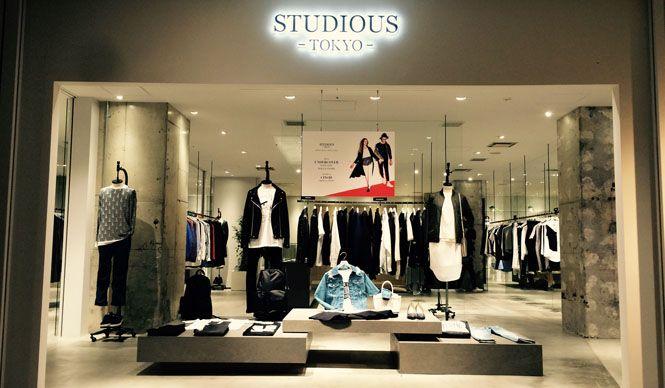 大阪・梅田E-MAに「ステュディオス トーキョー」がオープン STUDIOUS