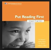 Put Reading First is an 'understanding' resource for educators to further their knowledge of the foundations for early literacy. Each section provides informative links between literacy skills: phonics, phonemic awareness, vocabulary etc. and their importance in relation to reading comprehension. A must read for literacy educators!