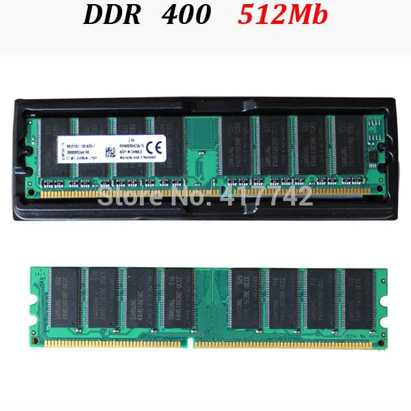 (for AMD and all) desktop DIMM PC-3200 memoria RAM DDR 512  400 /  ddr1 400Mhz  512Mb -- lifetime warranty -- good quality