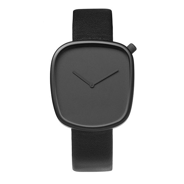 Buy your Bulbul Pebble 01 Black/Black® Watch from an authorised retailer with free worldwide delivery. October 2016 collection and 5% off your first order