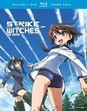 Strike Witches: The Movie [Blu-ray/DVD] [2 Discs] [Eng/Jap]