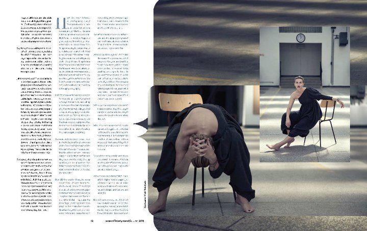 Lidia Popiel | SenseOfBeauty magazine #asiawysoczyńska_styling